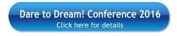 Dare to Dream Conference 2016
